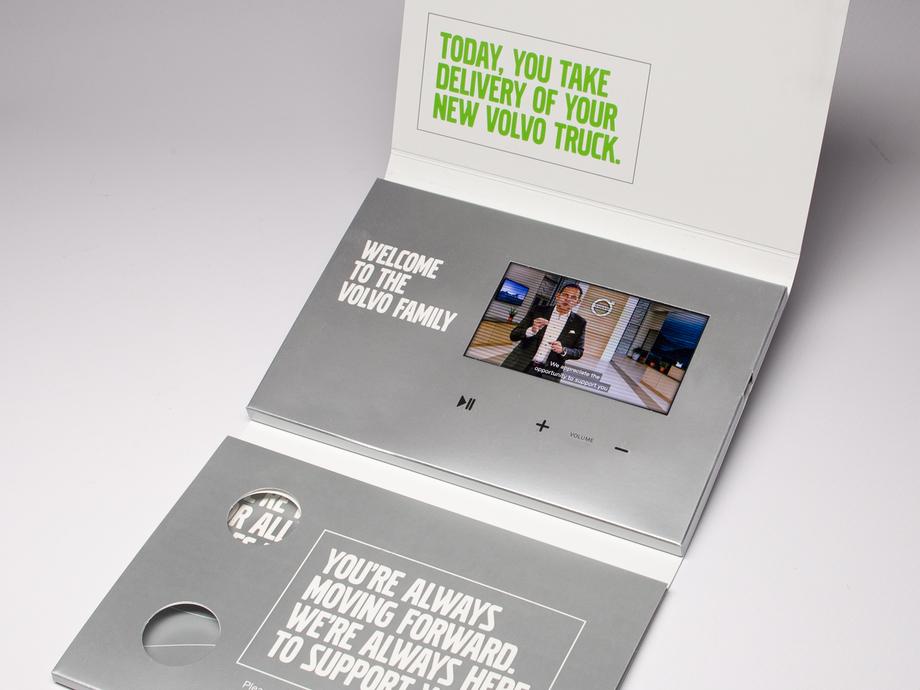Volvo Video mailer